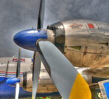 The Propeller (HDR) by Stephen Knowles