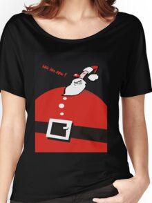 santa Women's Relaxed Fit T-Shirt