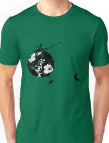 Monsieur Jacques moon's fisherman Unisex T-Shirt