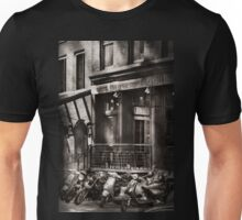 City - South Street Seaport - Bingo 220  Unisex T-Shirt