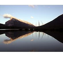 Vermillion Lakes, Banff NP, Canada Photographic Print
