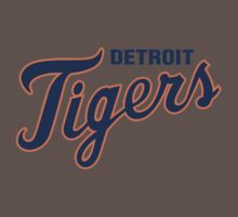 Detroit Tigers by andalsothis