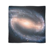 Barred Spiral Galaxy Scarf