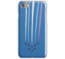 Red Arrows 2 iPhone Case iPhone Case/Skin