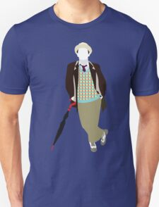 The Seventh Doctor - Doctor Who- Sylvester McCoy T-Shirt