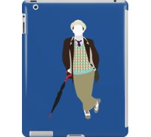 The Seventh Doctor - Doctor Who- Sylvester McCoy iPad Case/Skin