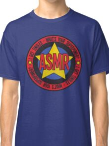 ASMR - What's Your Superpower? Classic T-Shirt