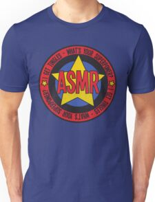 ASMR - What's Your Superpower? Unisex T-Shirt