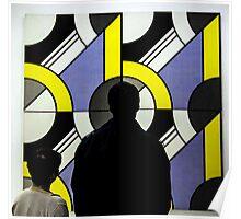 exposition roy lichtenstein Poster