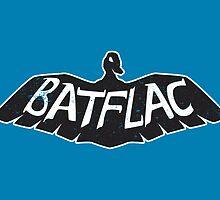 Batflac by TroytleArt