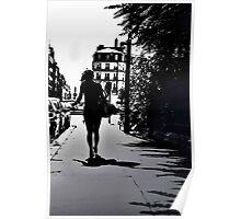 rue de rome Poster