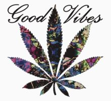 Marijuana Good Vibes by ElectricNeff