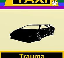 Ebook Cover_Taxi-Trauma by SophiaDeLuna