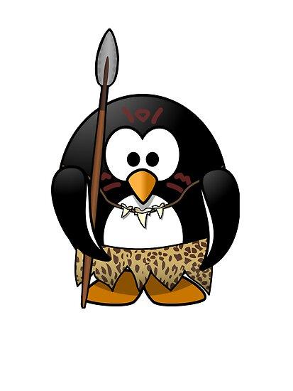 Wild Penguin by kwg2200