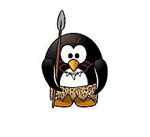 Wild Penguin Photographic Print