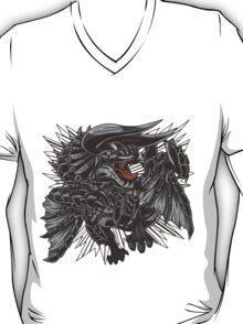 The Fierce Black Horn T-Shirt