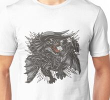 The Fierce Black Horn Unisex T-Shirt