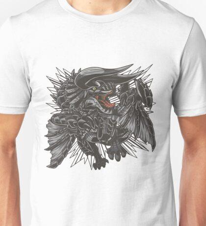 The Fierce Black Horn Unisex T-Shirt