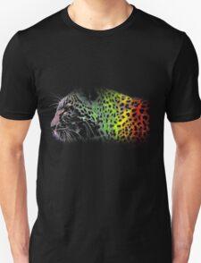 Multi. Color Big Cat T-Shirt
