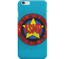 ASMR - What's Your Superpower? iPhone Case/Skin