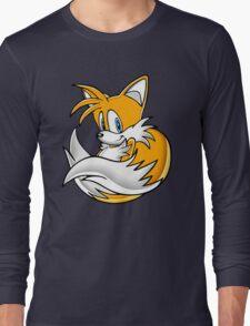 Tails the Fox Long Sleeve T-Shirt