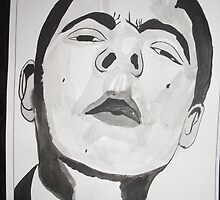 Mr Bean by Colin  Laing