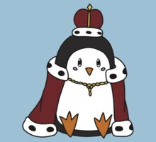 The Royal Penguin Baby Tee