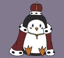 The Royal Penguin Kids Tee