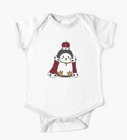 The Royal Penguin One Piece - Short Sleeve
