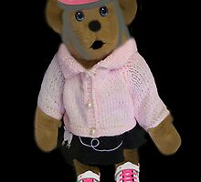 "。◕‿◕。 ""WHAT"" YOU DIDN'T KNOW TEDDY BEARS CAN ROLLER SKATE WELL YOUR LOOKIN AT ONE!!。◕‿◕。  by ╰⊰✿ℒᵒᶹᵉ Bonita✿⊱╮ Lalonde✿⊱╮"