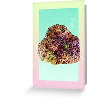 Mineral Love Greeting Card