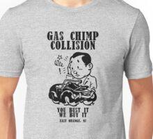 Gas Chimp Collision Unisex T-Shirt