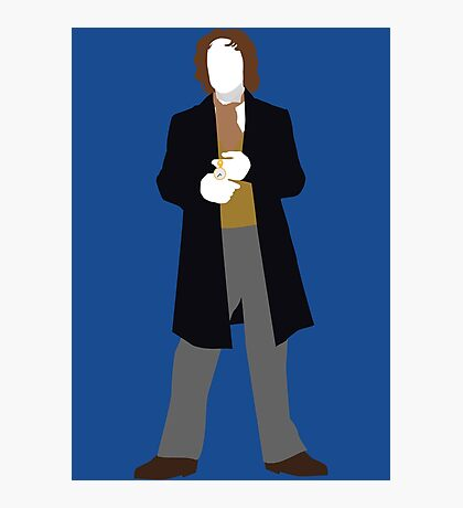 The Eighth Doctor - Doctor Who - Paul McGann Photographic Print