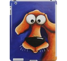 The dog and the Caterpillar iPad Case/Skin