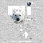 polar bear by arteology