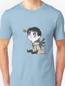 Cas and His Bee Unisex T-Shirt