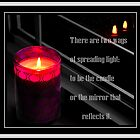 Be the Candle by Barbara Griffin