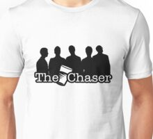 The Chaser Logo and Members Unisex T-Shirt