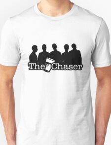 The Chaser Logo and Members T-Shirt