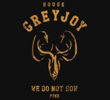 House Greyjoy by hunekune