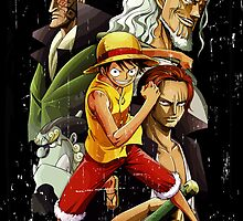 One Piece by Anuktoy