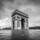 Arc de Truimphe by Nicholas Jermy