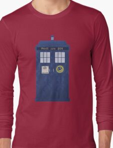 Sherlock's Tardis Long Sleeve T-Shirt