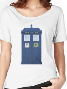 Sherlock's Tardis Women's Relaxed Fit T-Shirt