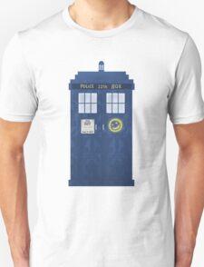 Sherlock's Tardis Unisex T-Shirt
