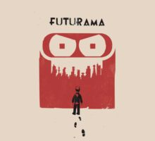 Futurama T-Shirt by razaflekis