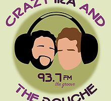 Crazy Ira and The Douche by AlexMathews