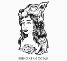 Being as an Ocean (White Shirt) by Zarrex