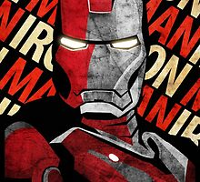 Iron Man by razaflekis