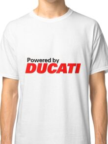Powered by Ducati Classic T-Shirt